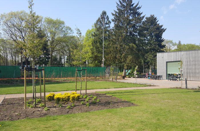 Herinrichting Tennispark